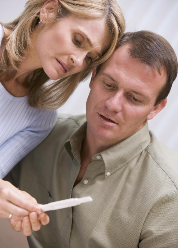 Couples who have fertility problems may decide to hire a surrogate mother.
