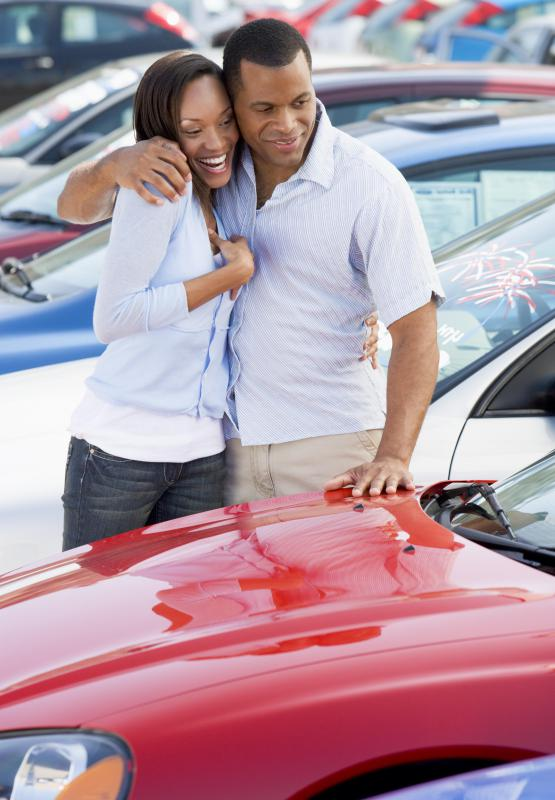 New car loans tend to be larger than used car loans, given the price of new vehicles.