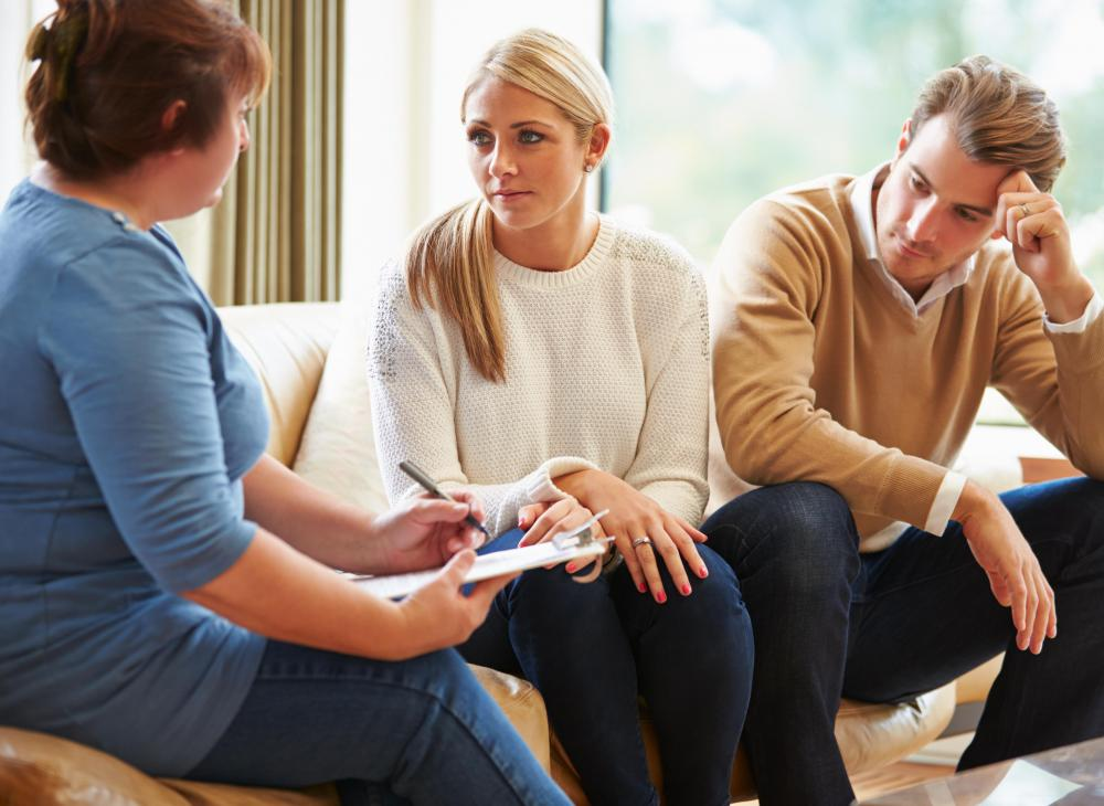Counseling may provide a couple with options other than divorce.