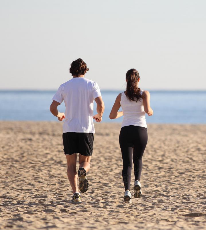 Even people who eat well-balanced diets need to engage in regular cardiovascular exercise.