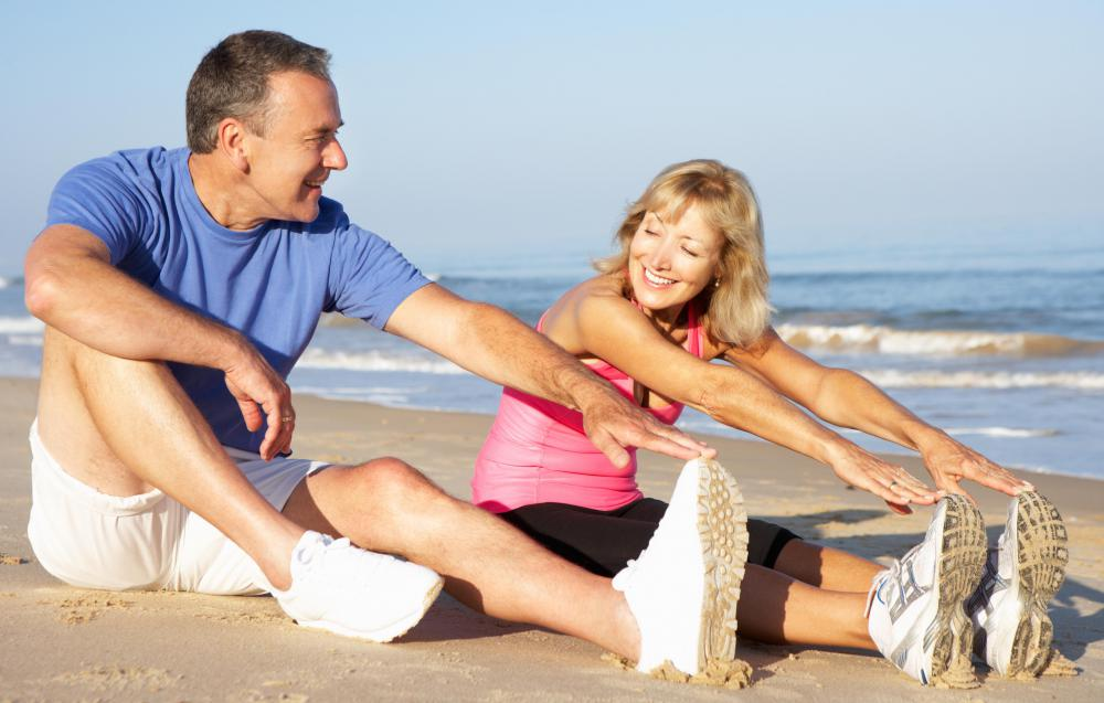 Improper stretching before exercise or other physical activity may lead to the development of ankle bursitis.