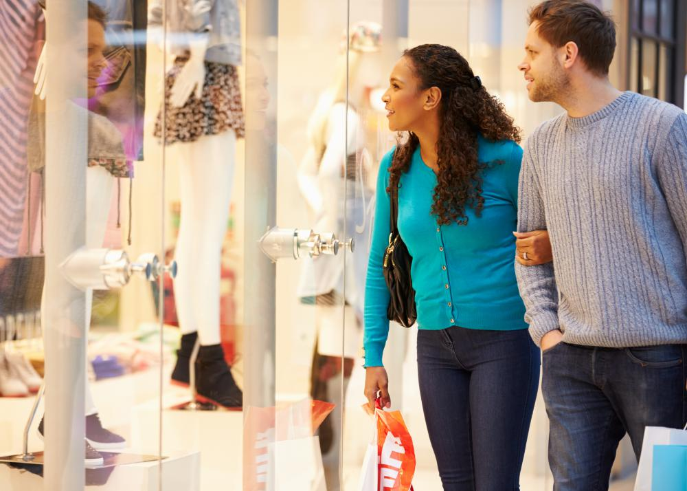 Traditional revenue centers are retail businesses that sell products to customers.