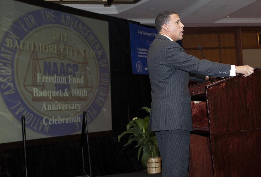 The NAACP is an initialism for The National Association for the Advancement of Colored People.