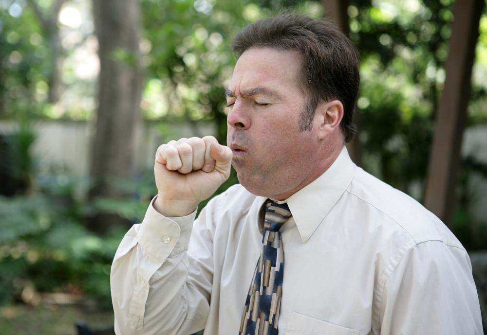 A sore throat with a cough might need more than a salt water gargle.