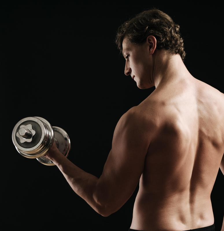 No two weight lifting workouts should be exactly alike.
