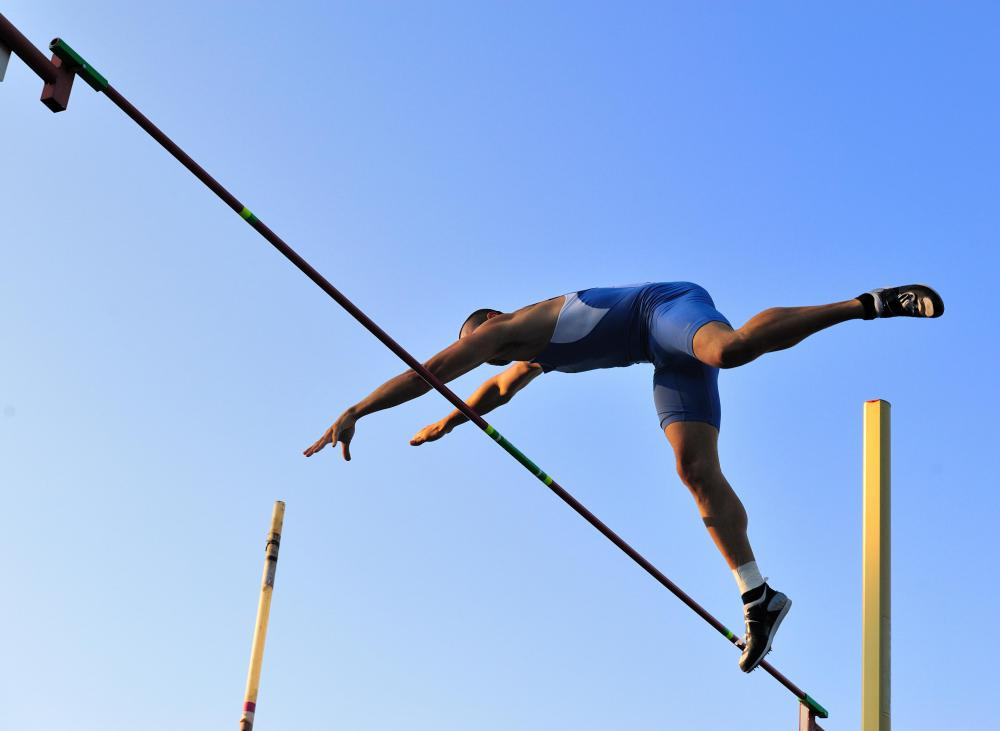 There are advanced certifications needed to coach events like the high jump.
