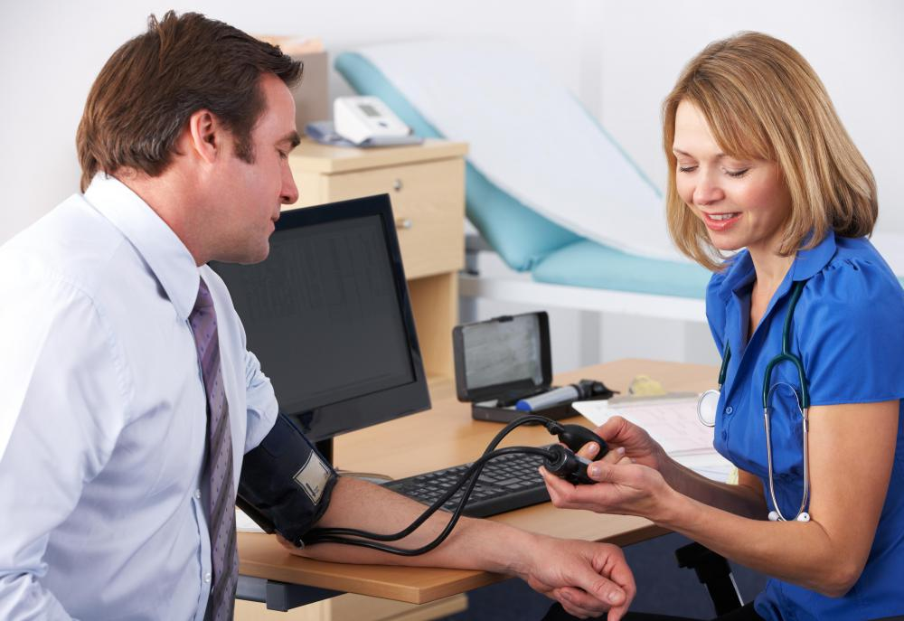 Health detections and screenings can be a part of an employee wellness plan.