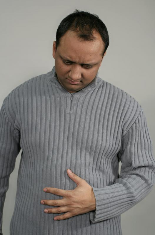 Abdominal discomfort may be a symptom of spleen cancer.