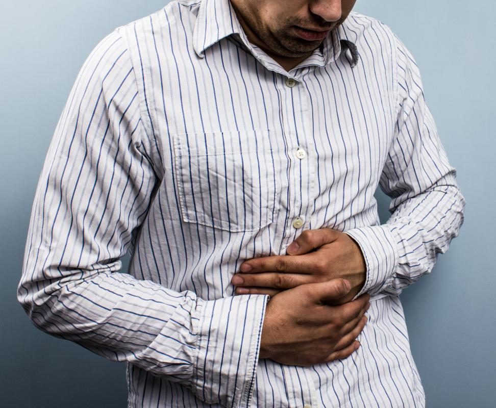 Antacids can be taken to help relieve sour stomach.
