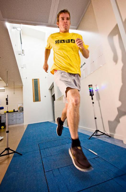 Some kinesiology software may help users analyze data gathered during biomechanical testing.