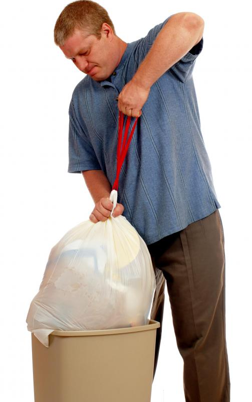 A 30-day notice might be given to a tenant who refuses to properly dispose of garbage.