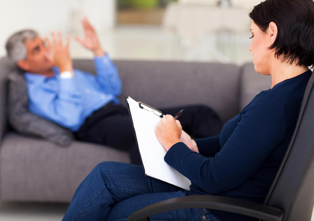 Psychotherapy may be helpful for people who have a type D personality.