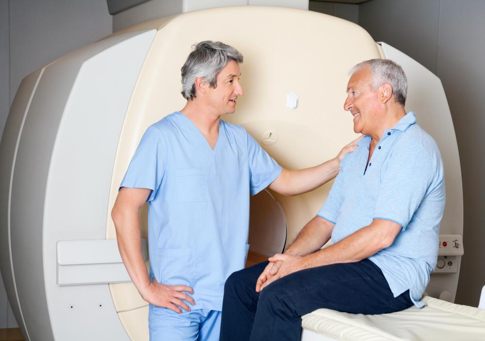 Medical imaging testing may help provide information about the types and characteristics of cancer.