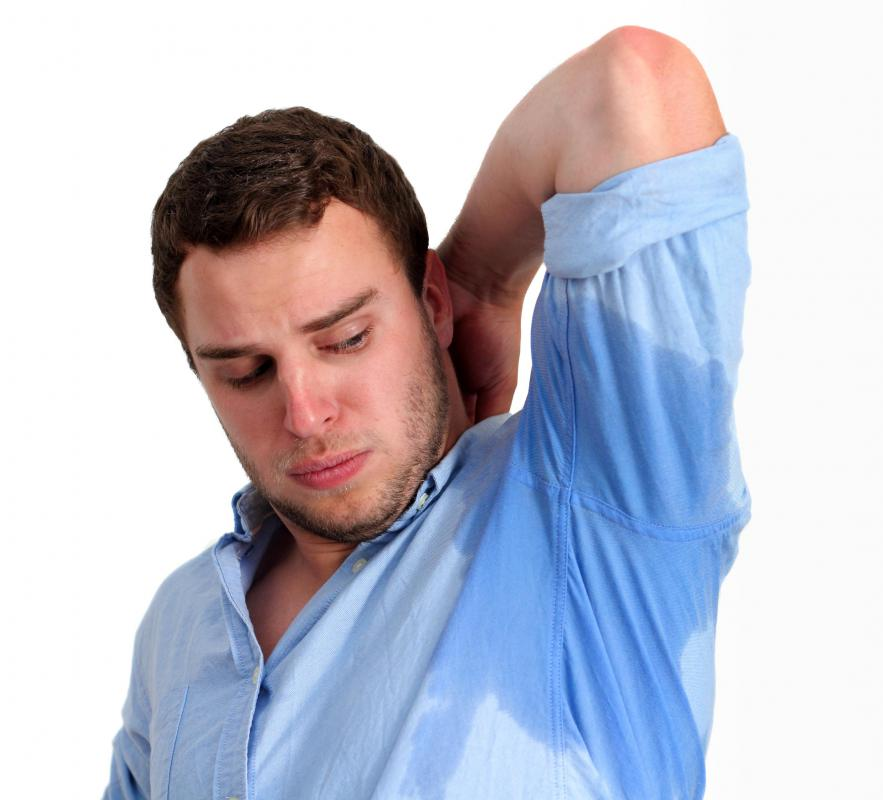 Excessive sweating may occur in the advanced stages of testicular cancer.