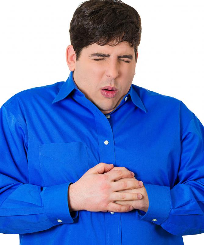Acid reflux may cause someone to vomit musucs.