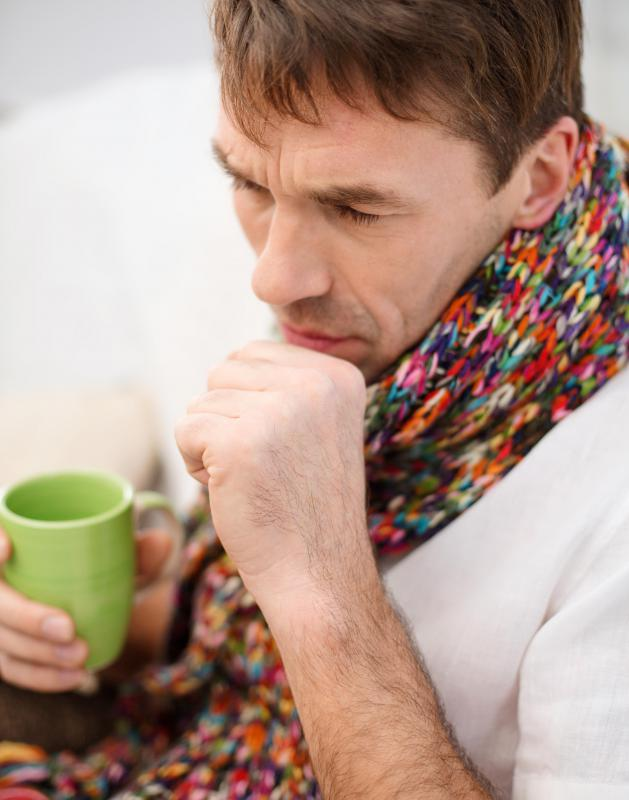 A lengthy illness like the flu may result in hypokinesia.