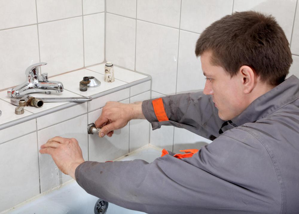 For easier connections to water lines and sewers, basement bathroom plumbing should be located directly beneath an upstairs bathroom.