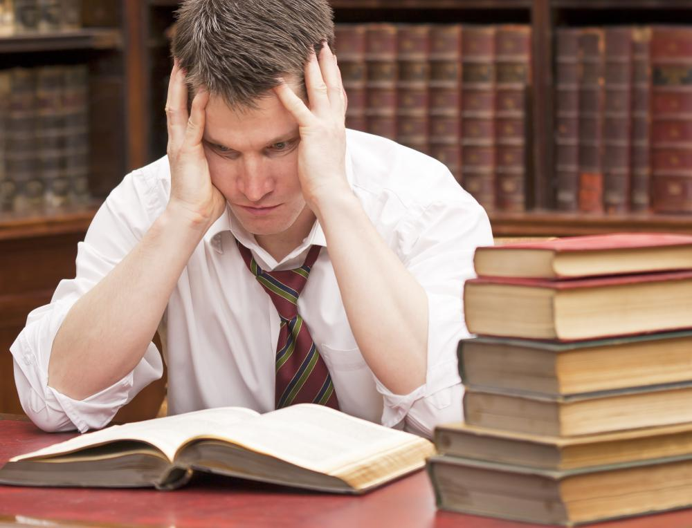 The bar exam is one hurdle facing prospective business law attorneys.