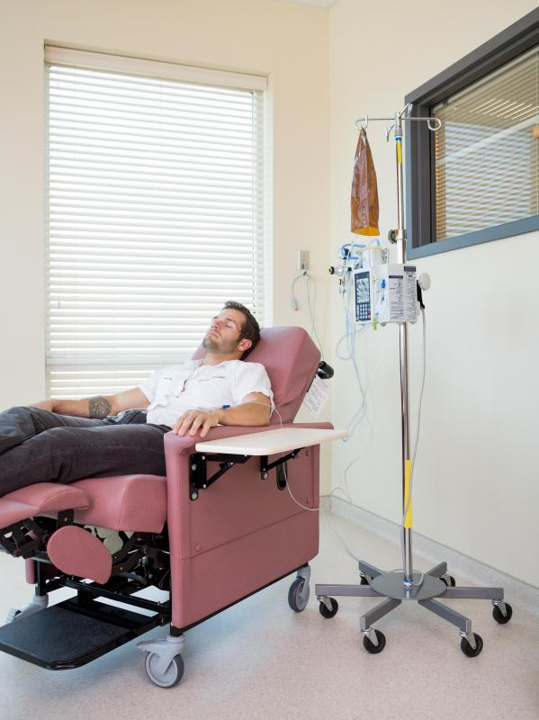 Chemotherapy may be able to slow the growth of lymphangiomatosis.