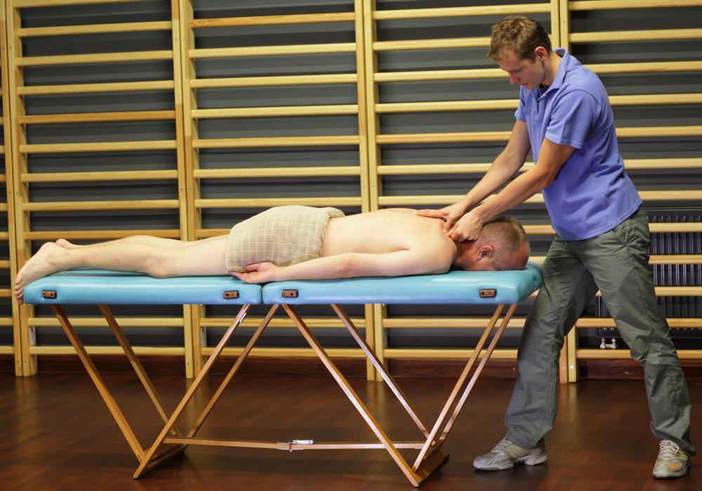 Most massage schools provide instruction in petrissage.