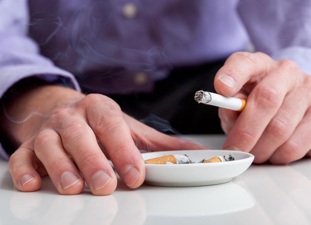 Smokers who quit can quickly reverse at least some damage to the cilia.