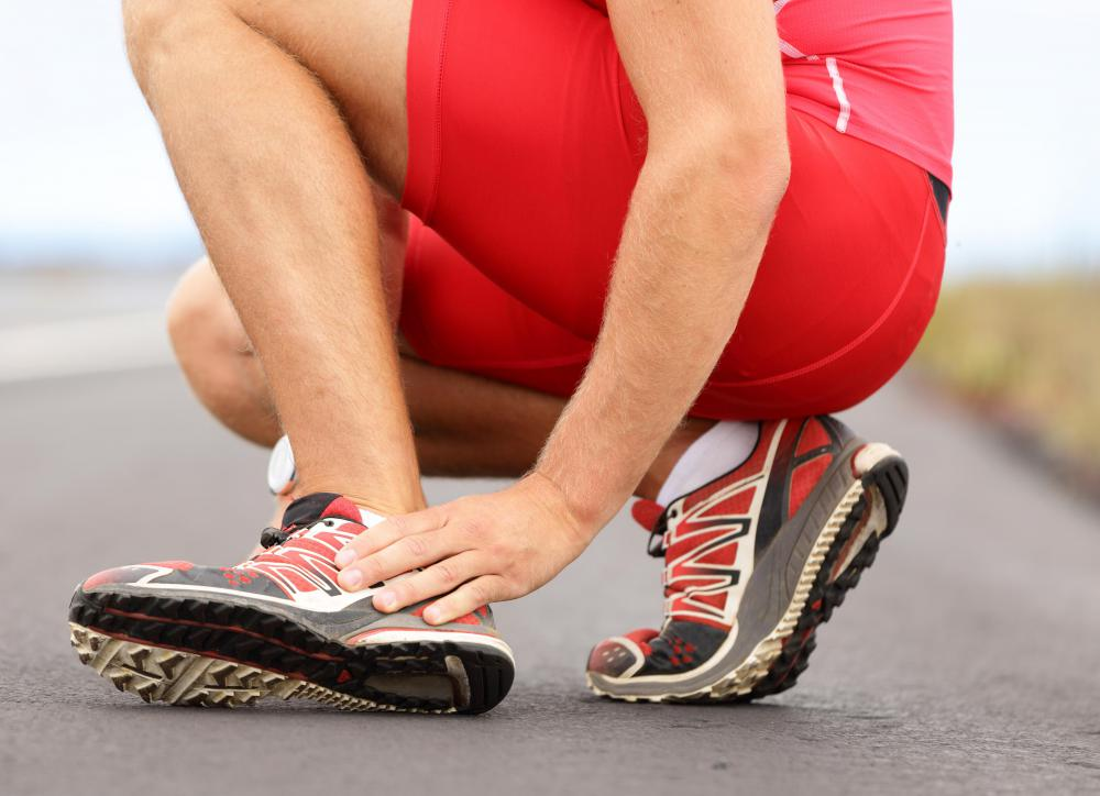 Choosing the right running shoes can go a long way toward preventing injuries.