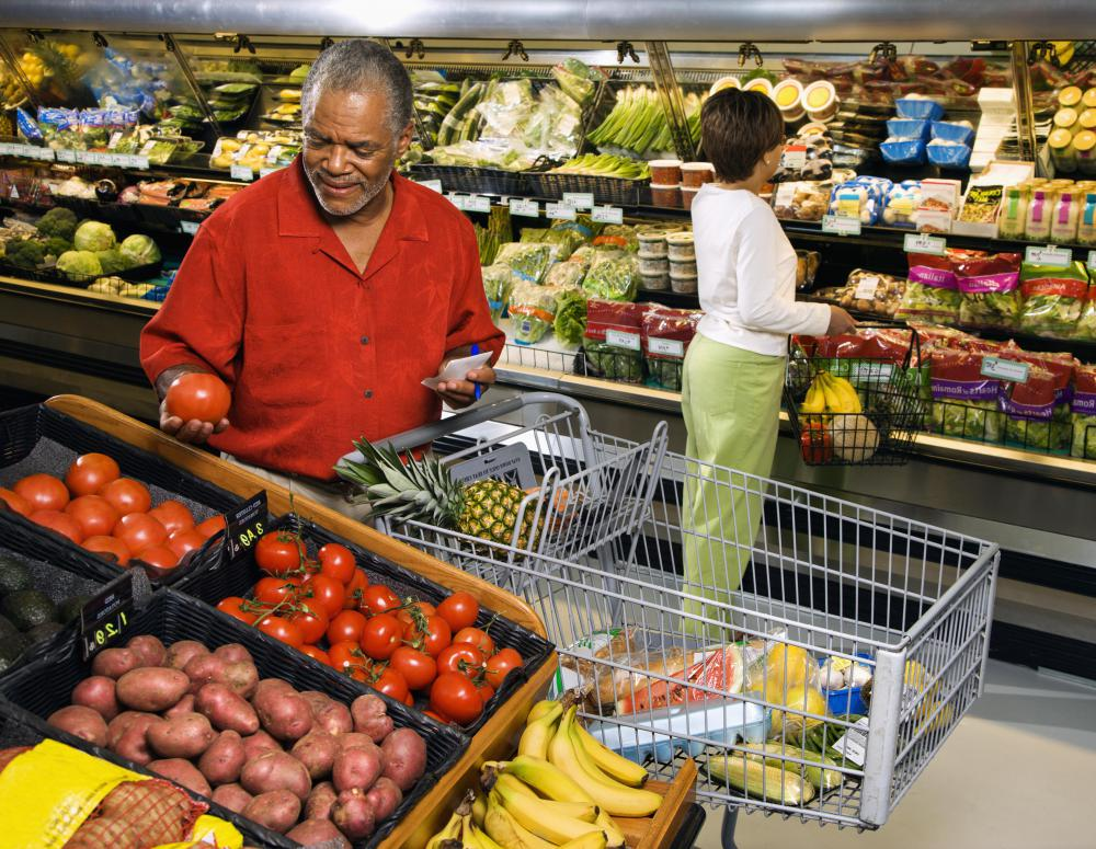 Supermarket cashiers should be able to answer customer questions about products.