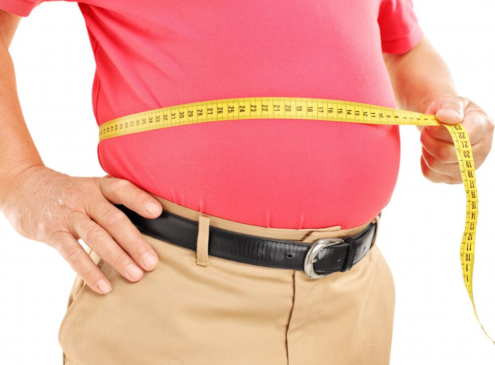 Leptin may play a key role in weight gain and loss.