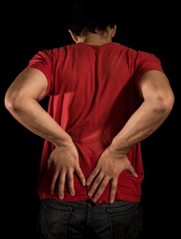 Damage at the sacroiliac joints may be responsible for sciatica symptoms.
