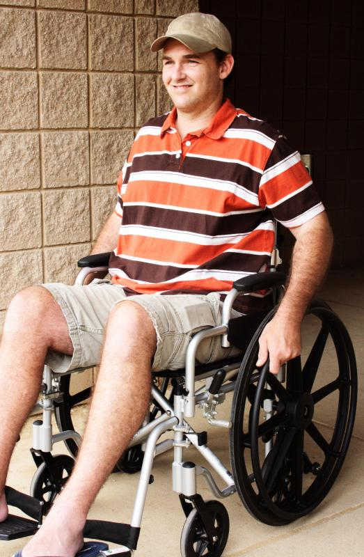 Rehabilitation therapy can benefit injured veterans.