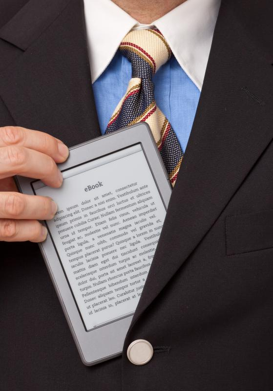 No single eBook format works on all devices.