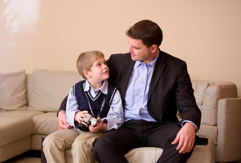 A paternity lawsuit may help a father gain visitation rights with his child.