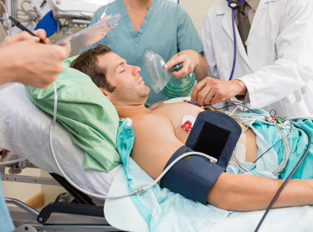 Critical care nurses are expected to perform swift, life-saving measures on patients.