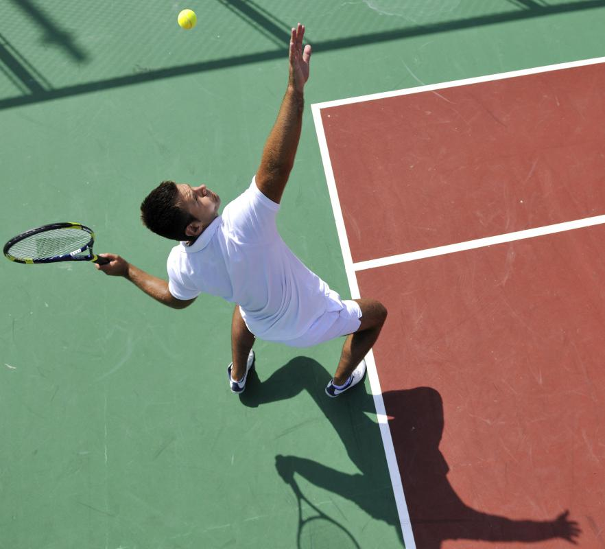 Some gated communities offer amenities such as tennis facilities.