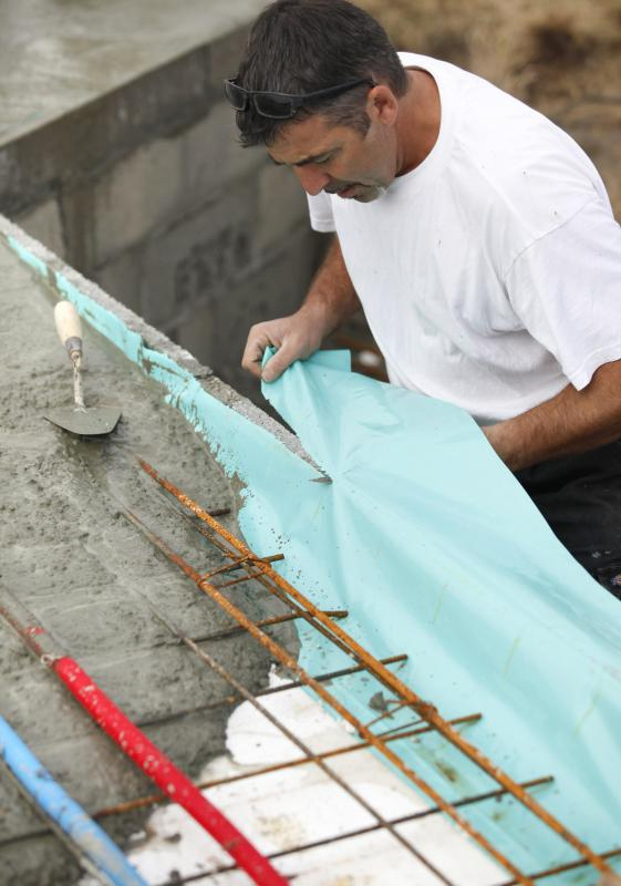 Some inspectors may specialize in ensuring the strength of reinforced concrete.