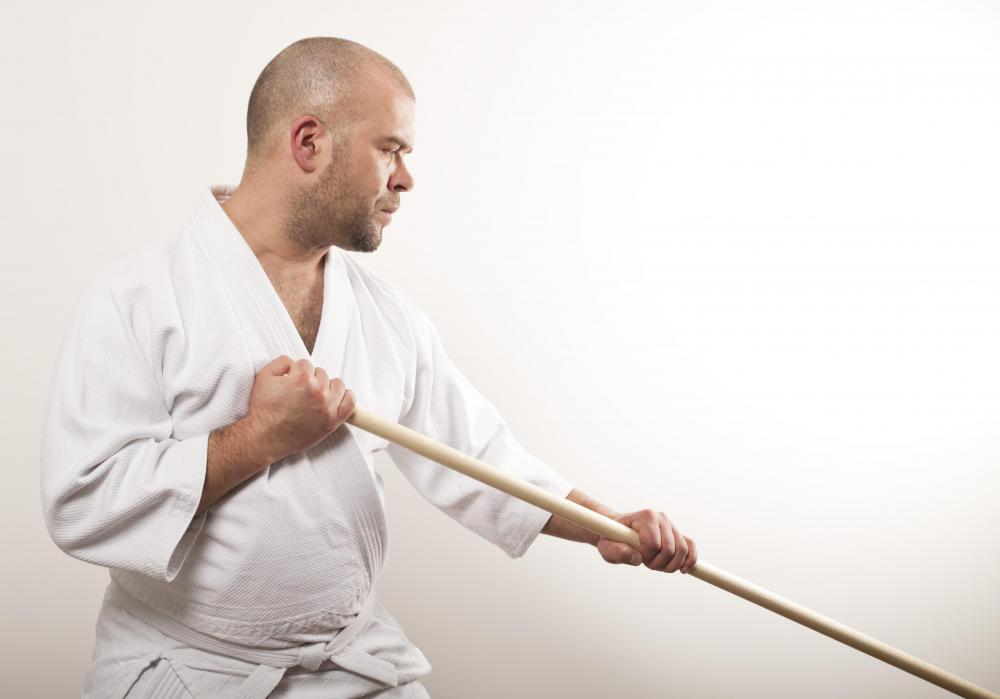 Aikido is a very difficult type of martial art.