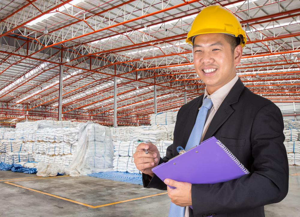 A replenishment manager determines the number of goods that a company will need to make available for purchase in order to meet its financial goals.