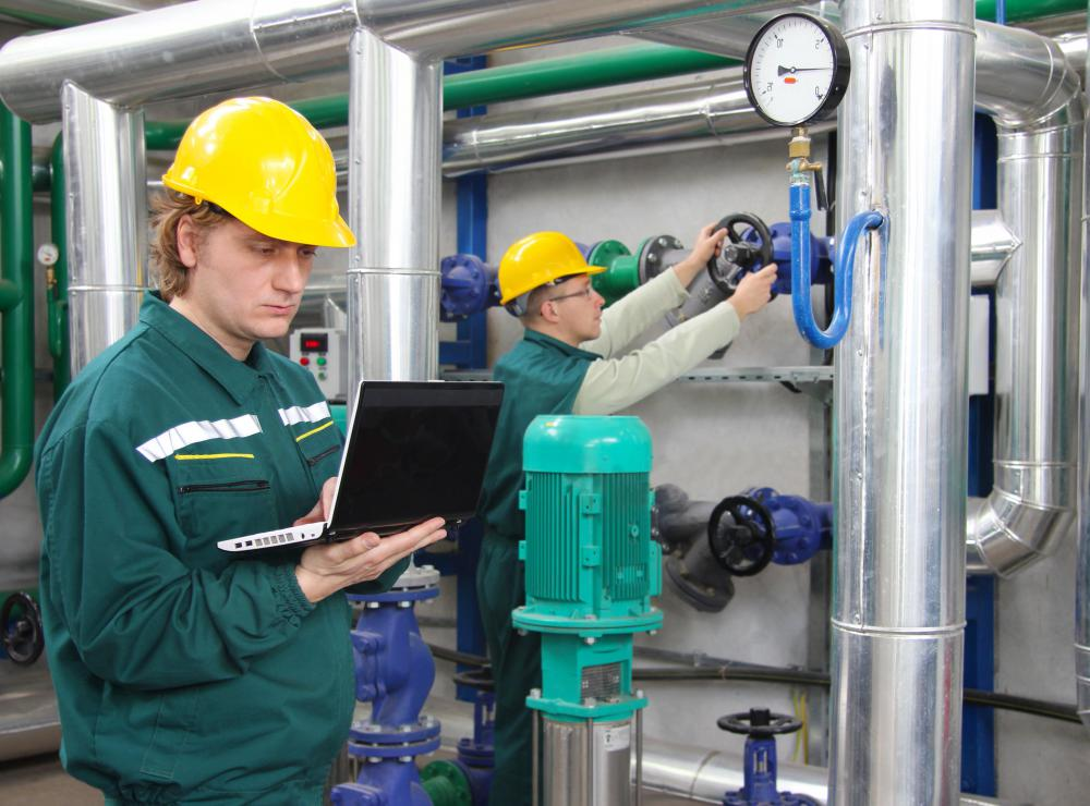 What does a Water Plant Operator do? (with pictures)