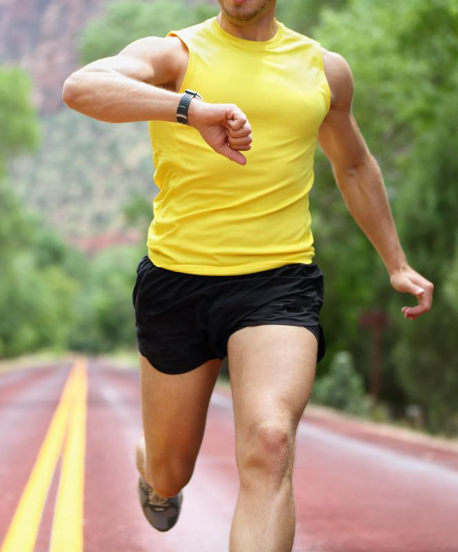 Frequent running can put stress on legs and feet, sometimes leading to pain.