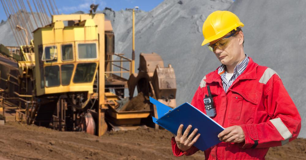 Heavy equipment operators work in construction and mining.