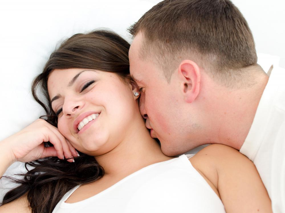 Foreplay can help a woman who has a sexual arousal disorder.