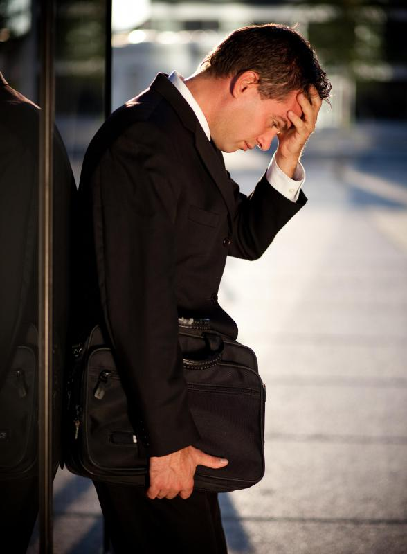 Stress can negatively impact how a person performs at work.