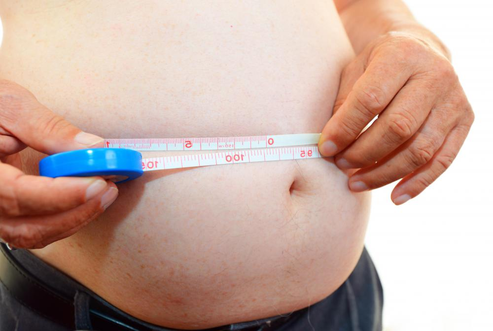 Obesity may increase risk of heart attack.