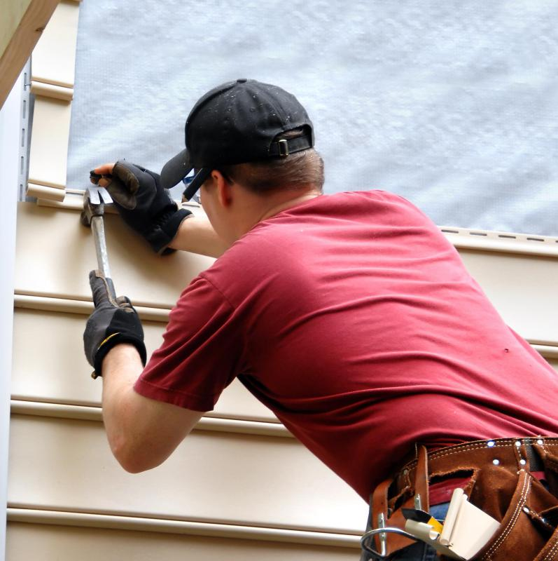 A tired or worn appearance can be a sign that a new roof is needed, rather than just repairs.
