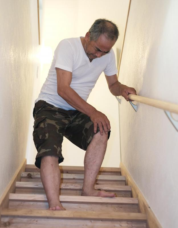 People may be liable for injuries that their drunk patrons do to themselves, such as falling down a flight of stairs.