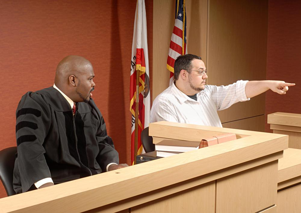 An eyewitness may be able to identify the defendant as the offender in court.