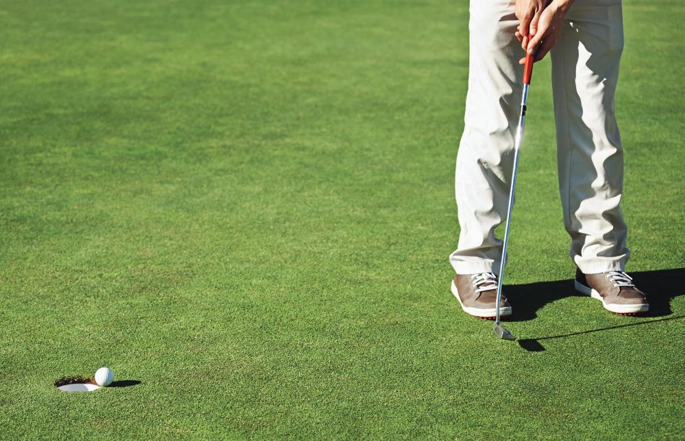"""The yips"" most commonly refers to sudden twitches while putting during golf, causing the ball to miss the hole."