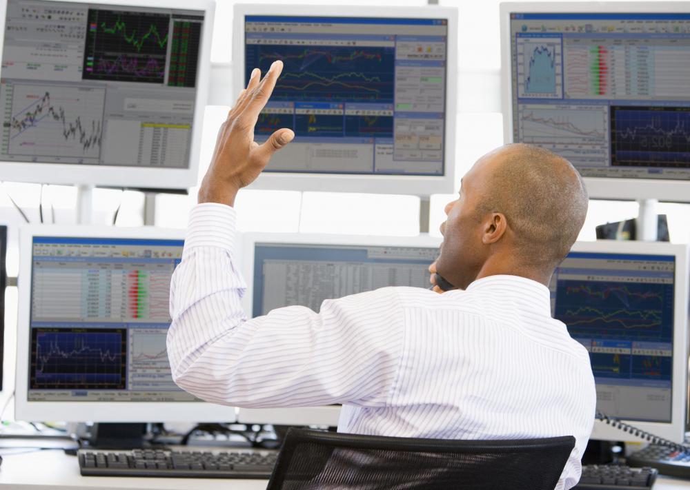 Stock trading strategies may be based on the analysis of individual stocks.