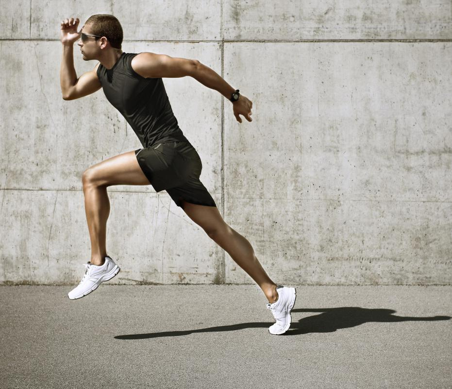 Sprinting can complement half-marathon training.