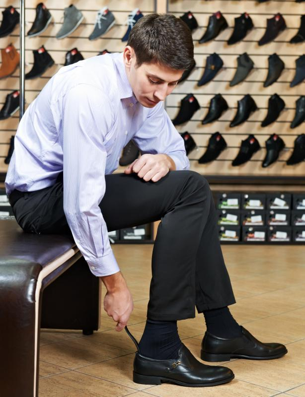 Are Mens Slip On Dress Shoes Appropriate For Job Interview